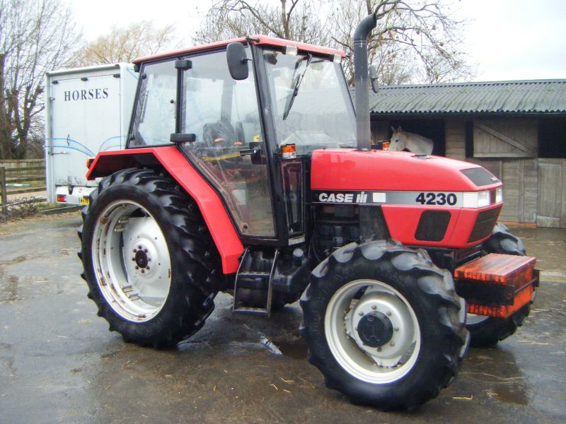 CASE IH 4230 4WD :: Recently Sold :: Browns Agricultural Machinery