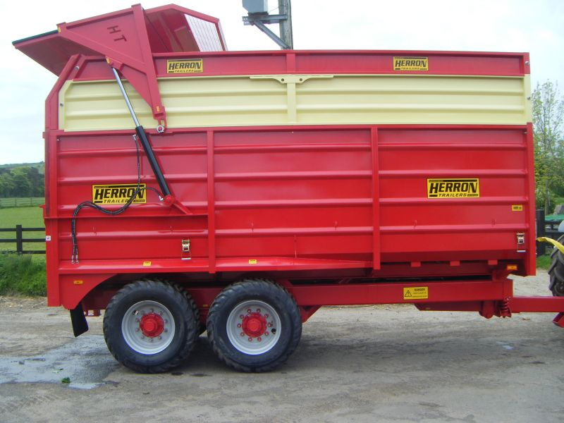 herron silage trailers    trailers    browns agricultural