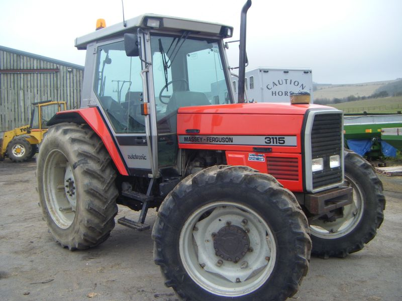 MF 3115 :: Recently Sold :: Browns Agricultural Machinery
