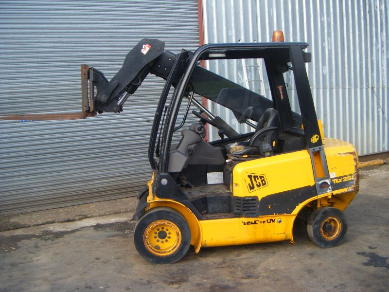Jcb Tlt 25d Teletruk Recently Sold Browns