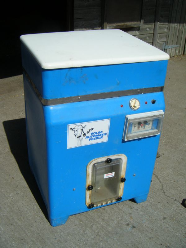 Volac automatic calf milk feeder recently sold