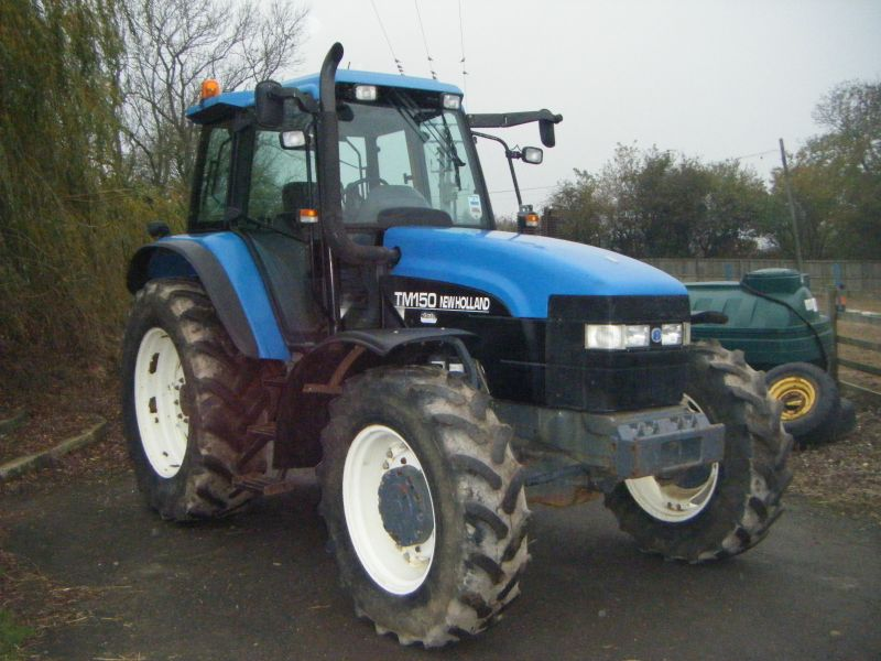 FORD NEW HOLLAND TM150 :: Recently Sold :: Browns