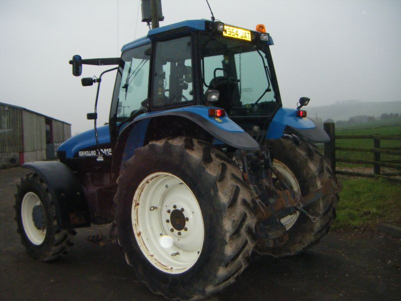 FORD NEW HOLLAND TM150 :: Recently Sold :: Browns Agricultural Machinery